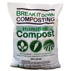 Humified Compost bags
