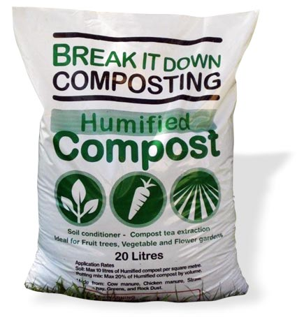 Break it down composting compost tea machinery equipment for Compost soil bags